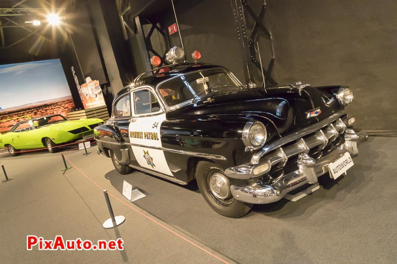 American-Dream-Cars-and-Bikes, Chevrolet 210 Highway Patrol
