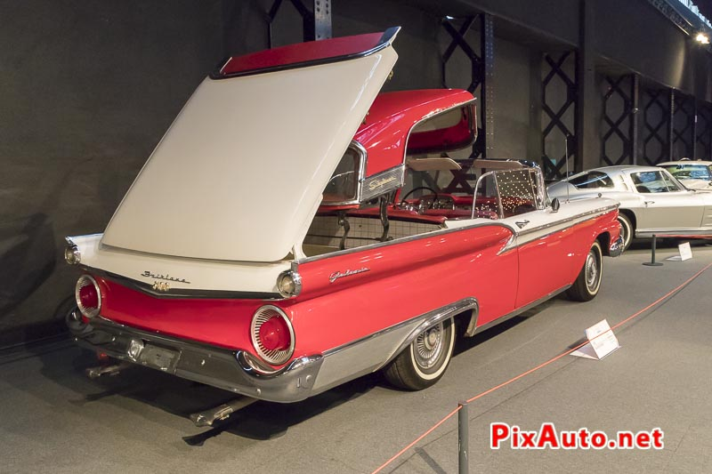 American-Dream-Cars-and-Bikes, Ford Galaxie Skyliner de 1959