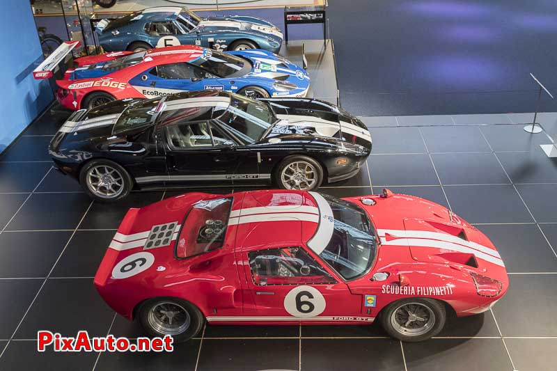 American-Dream-Cars-and-Bikes, Ford GT40 et Ford GT