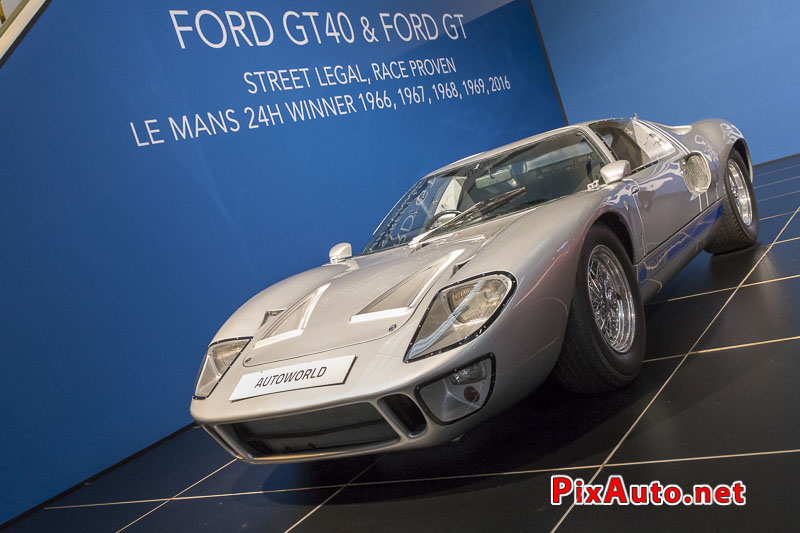 American-Dream-Cars-and-Bikes, Ford GT40