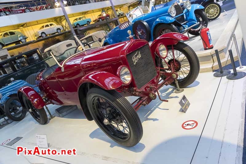 American-Dream-Cars-and-Bikes, Ford T Speedster de 1927
