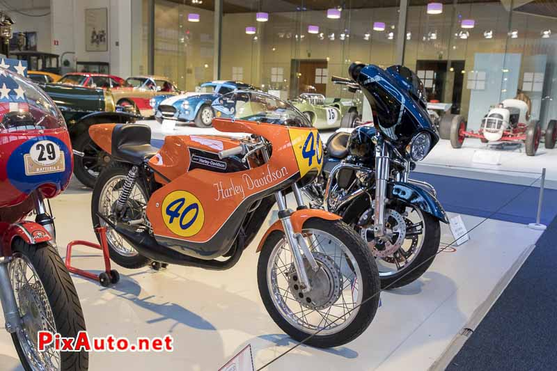 American-Dream-Cars-and-Bikes, Harley-Davidson 250 Racer