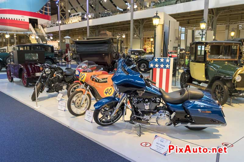 American-Dream-Cars-and-Bikes, Harley-Davidson Street Glide