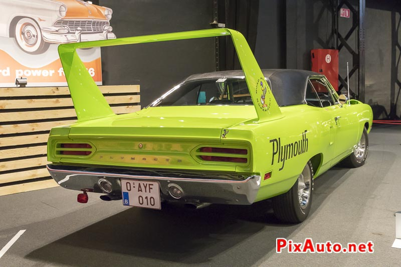 American-Dream-Cars-and-Bikes, Plymouth Superbird de 1970