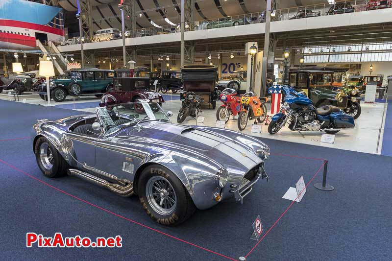 American-Dream-Cars-and-Bikes, Shelby Cobra 427ci Roadster