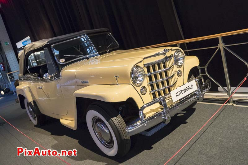 American-Dream-Cars-and-Bikes, Willys Jeepster de 1951