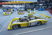 Salon-Retromobile, Renault-alpine A442 le Mans 1978