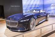 Brussels-Motor-Show, Mercedes-maybach Vision 6 Cabrio