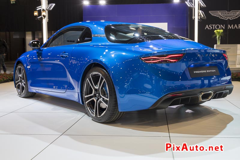96e Brussels-Motor-Show, Alpine A110 Premiere Edition Ar