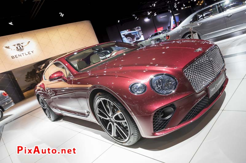 96e Brussels-Motor-Show, Coupe Bentley Continental Gt