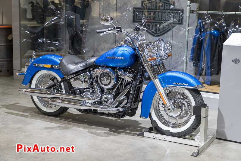 96e Brussels-Motor-Show, Harley-davidson Softail Deluxe