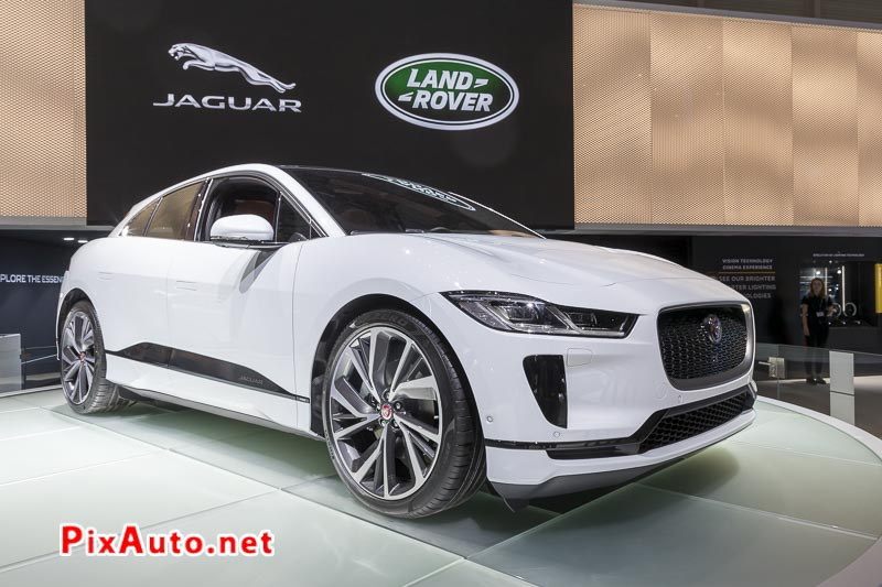 Salon-de-Geneve, Jaguar I-pace First Edition