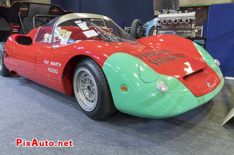 Vacation-Artcurial-Motorcars, Barquette Abarth 1000 SP