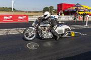 10e European Dragster, Run Harley Pro Stock #166