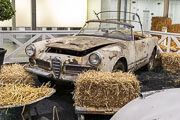 5e Interclassics Brussels, alfa romeo chez Noble-Auctions