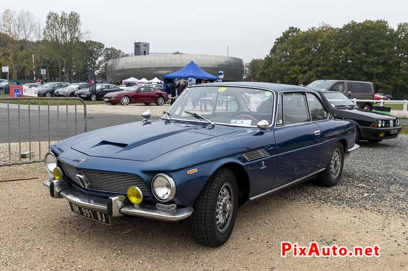 Iso Rivolta IR300 coupe a Italian Meeting 2020