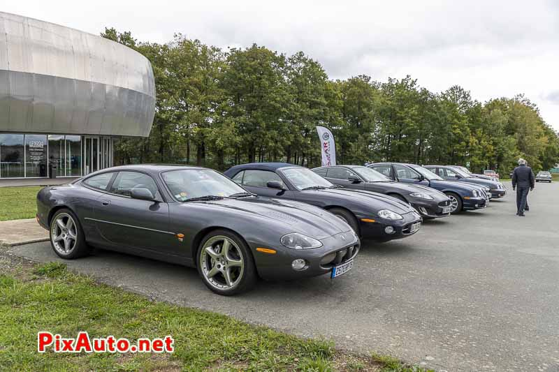 Expo Club Jaguar au God Save The Car Festival