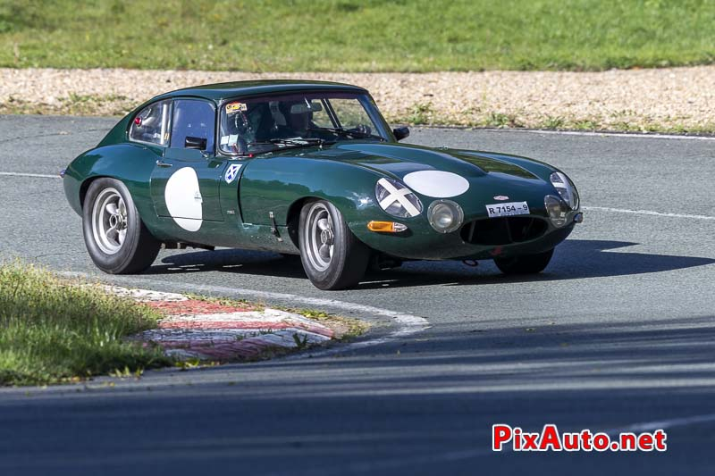 God Save The Car Festival, Jaguar Type E Ecurie Ecosse