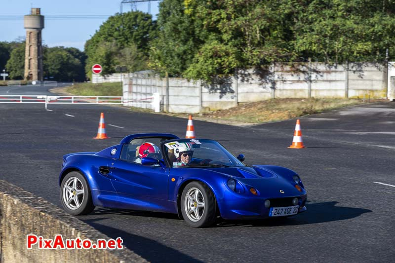 God Save The Car Festival, Lotus Elise S1