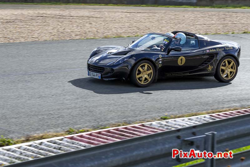 God Save The Car Festival, Lotus Elise S2 JPS