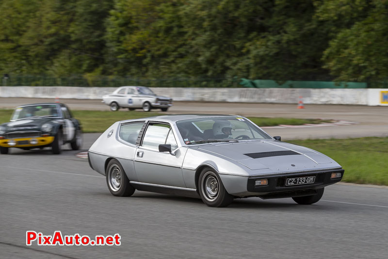 God Save The Car Festival, Lotus Elite Dans Chicanes Nord