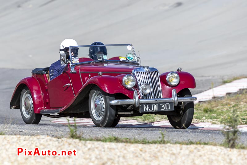 God Save The Car Festival, Roadster MG Tf 1500