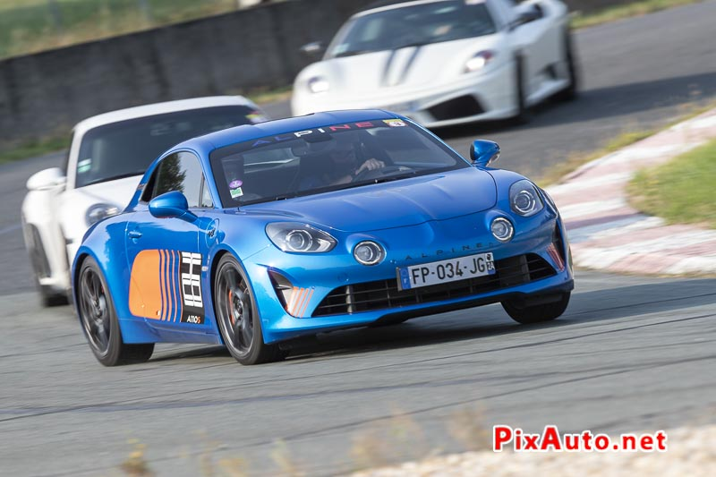 United Colors Of Autodrome, Alpine A110 S