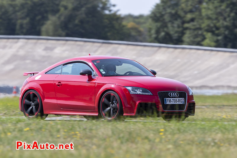 United Colors Of Autodrome, Audi TT Rs