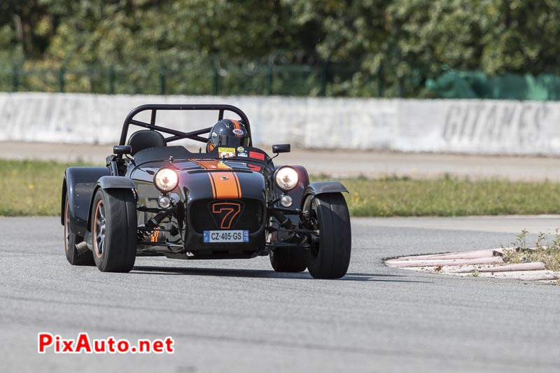 United Colors Of Autodrome, Caterham Seven 485 R