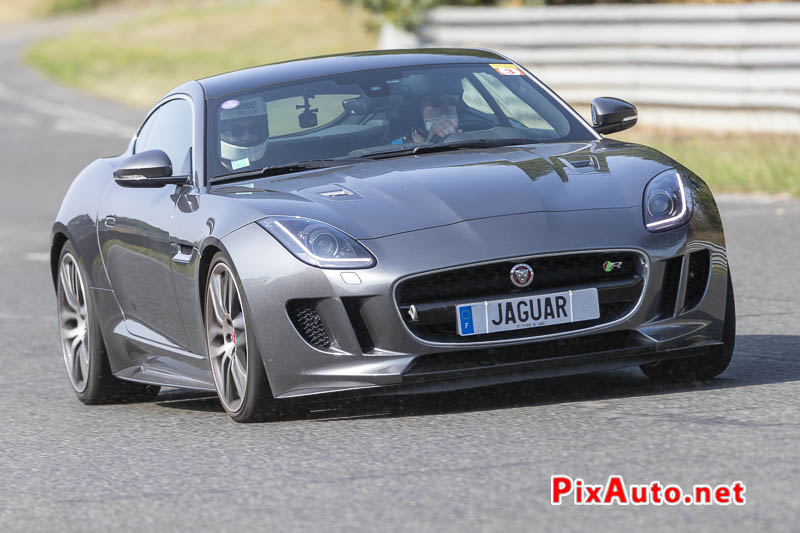 United Colors Of Autodrome, Jaguar F-type R-awd