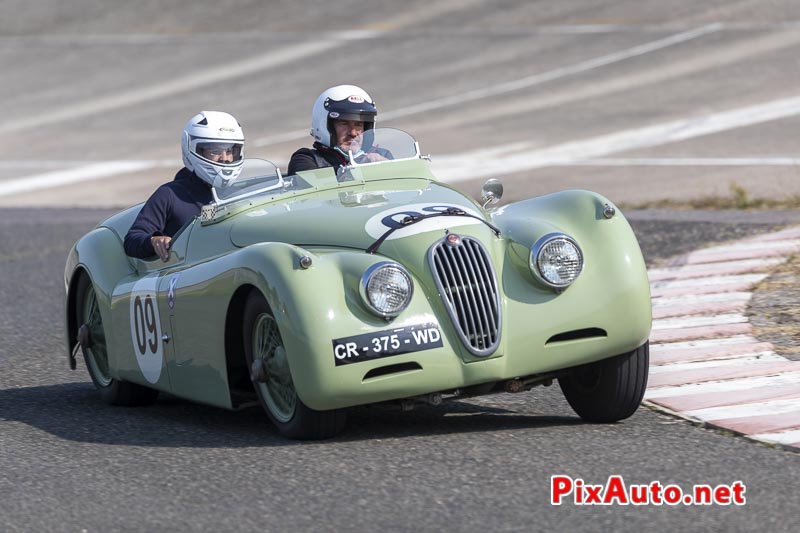 United Colors Of Autodrome, Jaguar Xk 120 Roadster