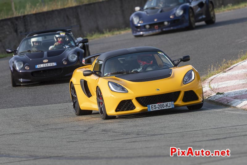 United Colors Of Autodrome, Lotus Exige Sport