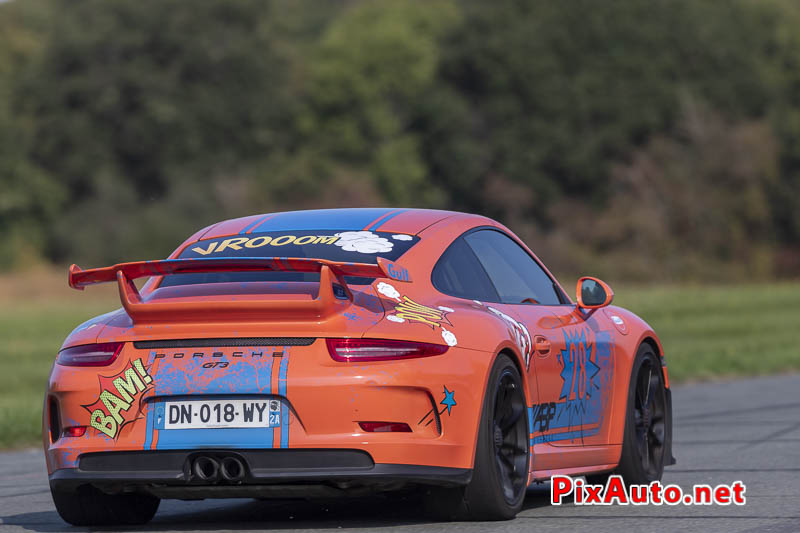 United Colors Of Autodrome, Porsche 911 Gt3