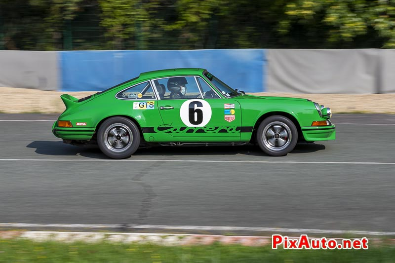 United Colors Of Autodrome, Porsche 911 Type 901 Carrera
