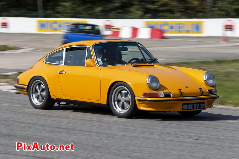 United Colors Of Autodrome, Porsche 911 Type 901 Orange