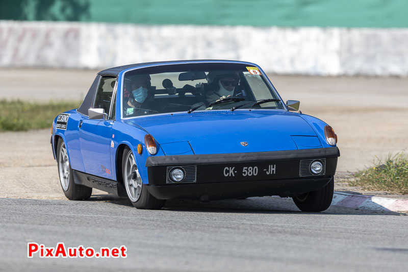 United Colors Of Autodrome, Porsche 914