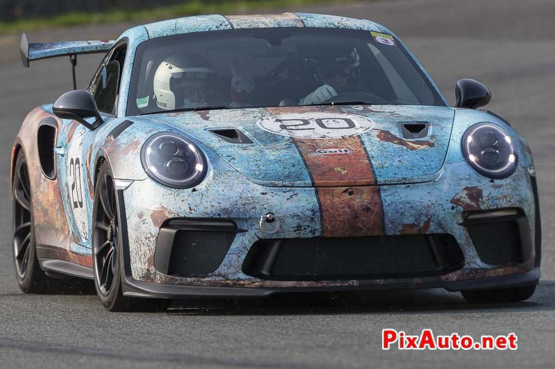 United Colors Of Autodrome, Porsche Gt3 Rs Gulf