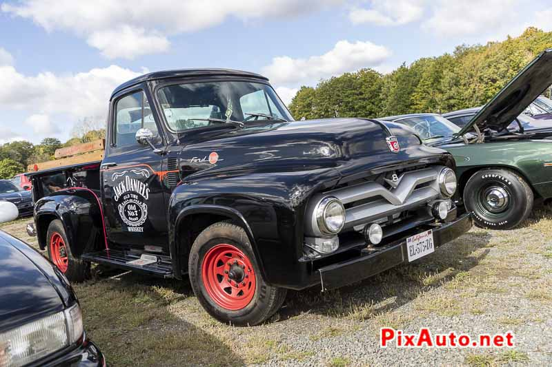 3e US Motor Show, Ford Pick-up F100