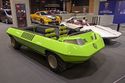 45e Retromobile, Exposition ASI BERTONE